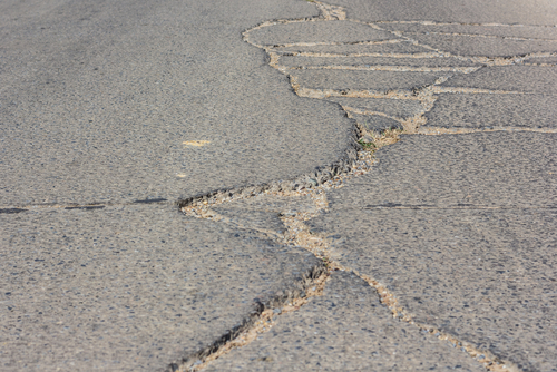 Crack Fillings Can Make Your Driveway Look New Again